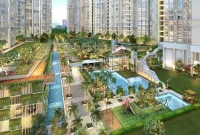 Gallery Cover Image of 1150 Sq.ft 2 BHK Apartment for rent in Runwal Bliss, Kanjurmarg East for 42000