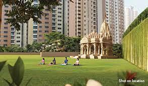 Gallery Cover Image of 495 Sq.ft 1 BHK Apartment for buy in Lodha Crown Splendora Tower 1, Thane West for 4685000