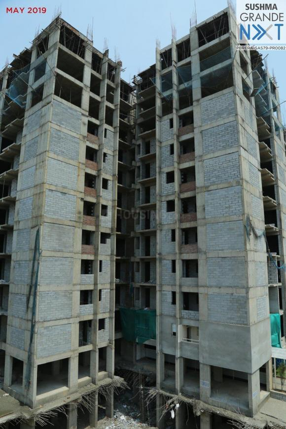 Building Image of 350 Sq.ft 1 BHK Apartment for buy in Gazipur for 1250000