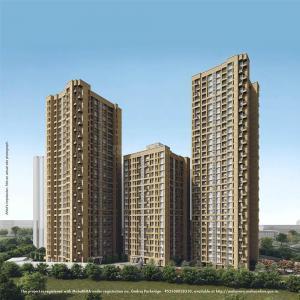 Gallery Cover Image of 358 Sq.ft 1 RK Apartment for buy in Godrej Parkridge, Manjari Khurd for 2800000
