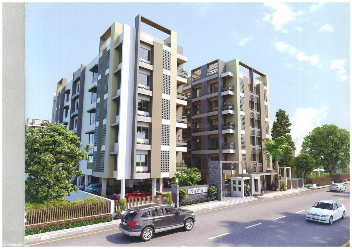 Building Image of 1199 Sq.ft 2 BHK Apartment for rent in Chandkheda for 10000