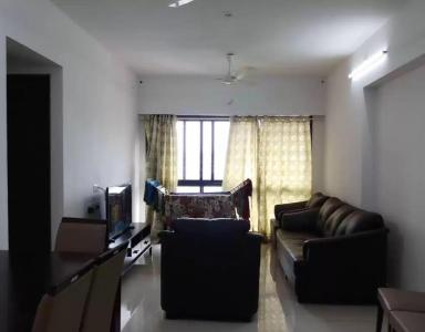 Gallery Cover Image of 1050 Sq.ft 3 BHK Apartment for rent in Andheri East for 75000