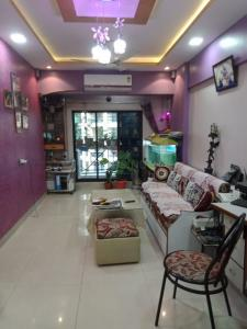 Gallery Cover Image of 1200 Sq.ft 2 BHK Apartment for buy in B and M Geetanjali Heights, Nerul for 13800000