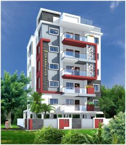 Gallery Cover Image of 1120 Sq.ft 2 BHK Apartment for buy in Puppalaguda for 4954000