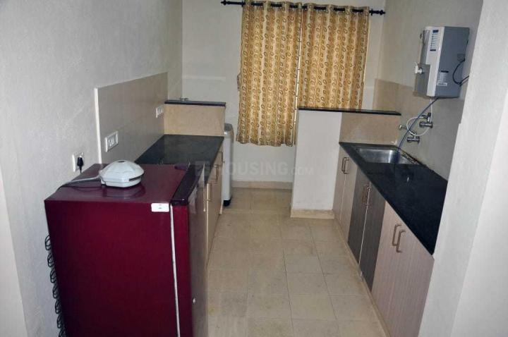 Kitchen Image of Greem Home Ladis Hostel in Thoraipakkam
