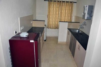 Kitchen Image of Greem Home Ladis Hostel in Thoraipakkam