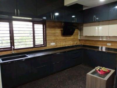 Kitchen Image of 2400 Sq.ft 4 BHK Independent House for buy in Jnana Ganga Nagar for 10500000