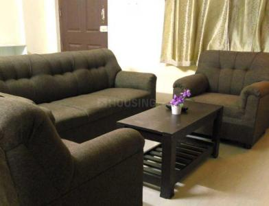 Living Room Image of Girls Pgs in Vasan Nagar