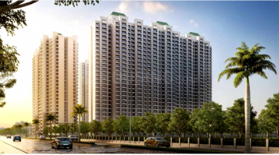 Gallery Cover Image of 1200 Sq.ft 2 BHK Apartment for buy in ATS Homekraft Happy Trails, Noida Extension for 4800000
