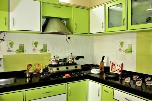 Kitchen Image of Prem`s Nest Airoli in Airoli