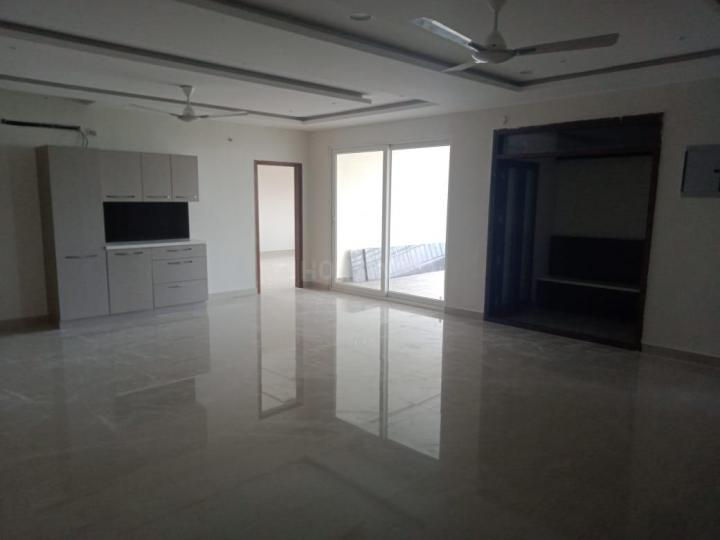 Living Room Image of 3340 Sq.ft 4 BHK Apartment for rent in Narsingi for 50000