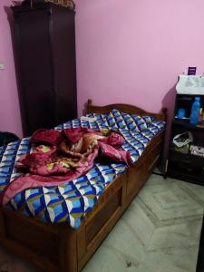 Gallery Cover Image of 500 Sq.ft 1 BHK Independent Floor for rent in Hari Nagar for 13500
