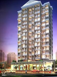 Gallery Cover Image of 487 Sq.ft 1 BHK Apartment for buy in S M Olive Paradise, Taloja for 3500000