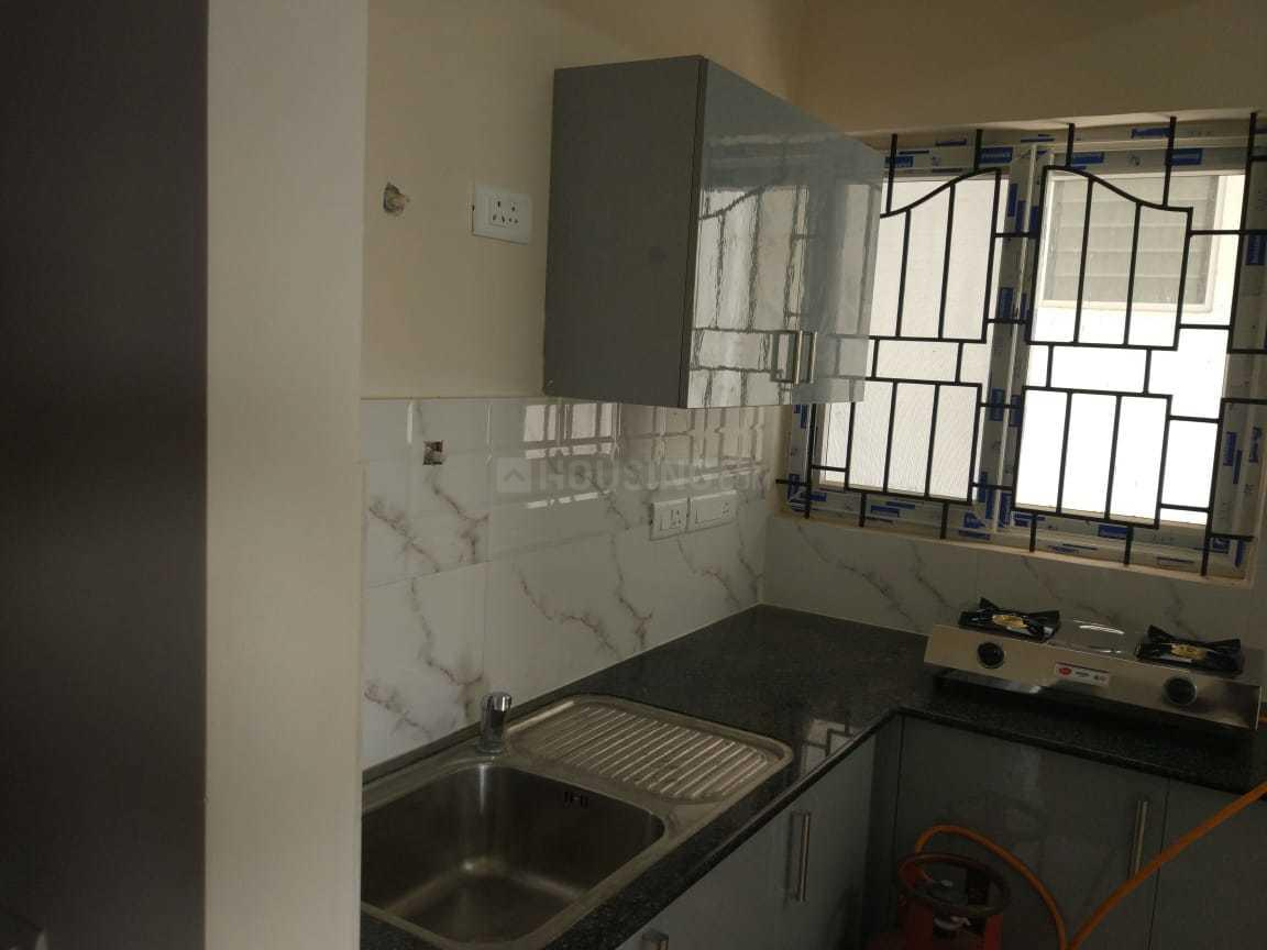 Kitchen Image of 1627 Sq.ft 3 BHK Apartment for rent in Jalahalli for 28000