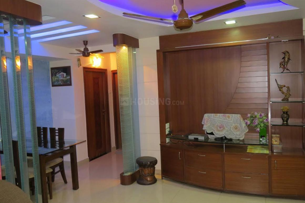 Living Room Image of 976 Sq.ft 1 BHK Apartment for rent in Wadala East for 27000