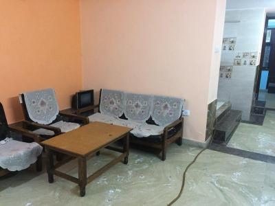 Gallery Cover Image of 500 Sq.ft 1 BHK Independent Floor for rent in Malviya Nagar for 20000