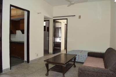 Gallery Cover Image of 700 Sq.ft 2 BHK Apartment for rent in Rail Vihar Apartment, Sector 56 for 21000