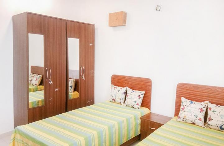 Bedroom Image of 250 Sq.ft 1 BHK Independent House for rent in Sultanpur for 15000
