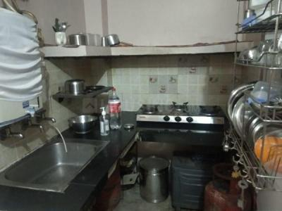 Gallery Cover Image of 600 Sq.ft 1 BHK Independent Floor for rent in Geeta Colony for 19000