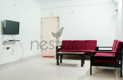 Living Room Image of PG 4642451 K R Puram in Krishnarajapura
