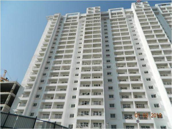Building Image of 2400 Sq.ft 3 BHK Apartment for rent in Mantri Serenity, Subramanyapura for 28000