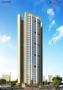 Gallery Cover Image of 1054 Sq.ft 2 BHK Independent Floor for buy in Thane West for 10300000