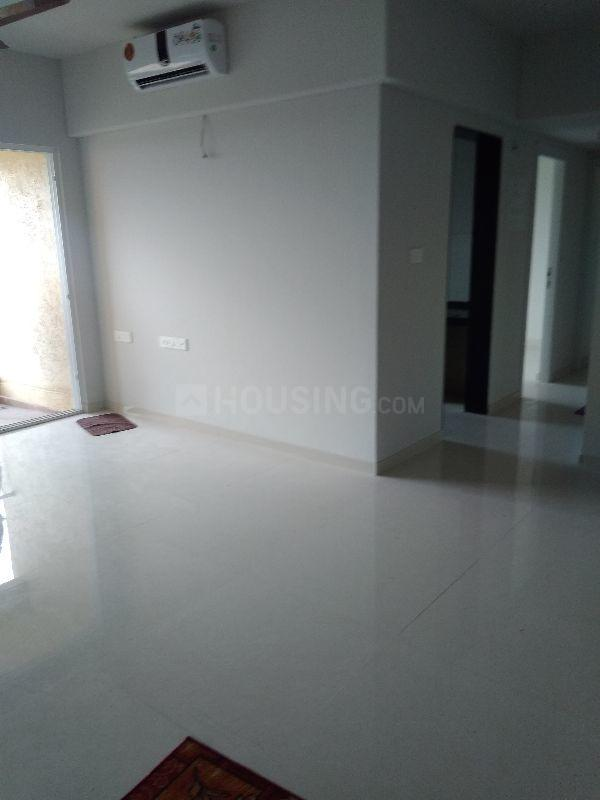 Living Room Image of 1500 Sq.ft 3 BHK Apartment for buy in Thane West for 16000000