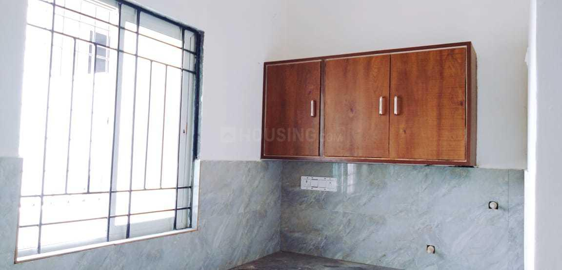 Kitchen Image of 550 Sq.ft 1 BHK Apartment for rent in Whitefield for 15000