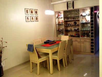 Gallery Cover Image of 1850 Sq.ft 3 BHK Apartment for rent in Seawoods for 75000