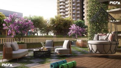 Gallery Cover Image of 1640 Sq.ft 4 BHK Apartment for buy in Motia Blue Ridge, Sanauli for 4900000