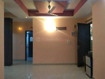 Gallery Cover Image of 850 Sq.ft 2 BHK Independent Floor for buy in Niti Khand for 4200000