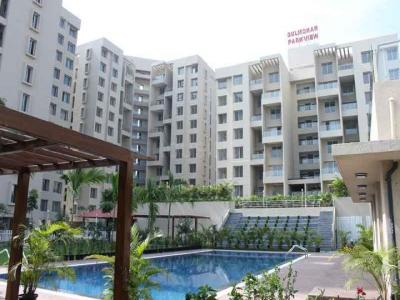 Gallery Cover Image of 1150 Sq.ft 2 BHK Apartment for rent in Kharadi for 27000