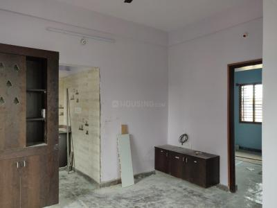 Gallery Cover Image of 550 Sq.ft 1 BHK Independent Floor for rent in Ejipura for 13500