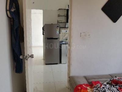 Gallery Cover Image of 600 Sq.ft 1 BHK Apartment for rent in Thoraipakkam for 17000