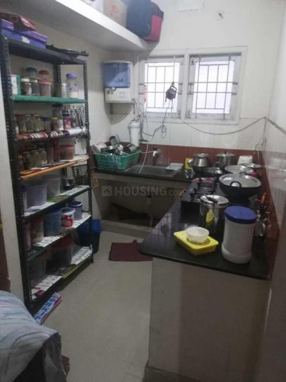 Kitchen Image of 758 Sq.ft 2 BHK Apartment for rent in Guduvancheri for 7000