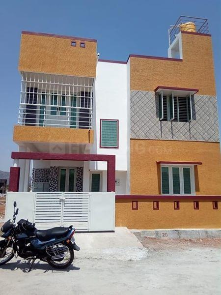 Building Image of 1257 Sq.ft 3 BHK Independent House for buy in Yelahanka for 6900000