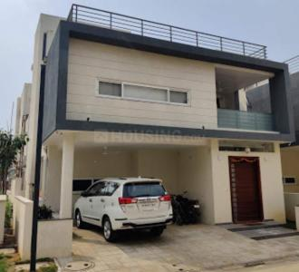 Gallery Cover Image of 3420 Sq.ft 3 BHK Independent House for buy in Bandlaguda Jagir for 23500000
