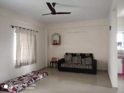 Gallery Cover Image of 1200 Sq.ft 2 BHK Apartment for rent in Krishnarajapura for 26000