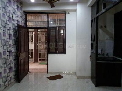 Gallery Cover Image of 650 Sq.ft 1 BHK Independent House for rent in Shakti Khand for 9000