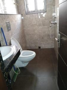 Bathroom Image of 1500 Sq.ft 3 BHK Apartment for rent in New Town for 20000