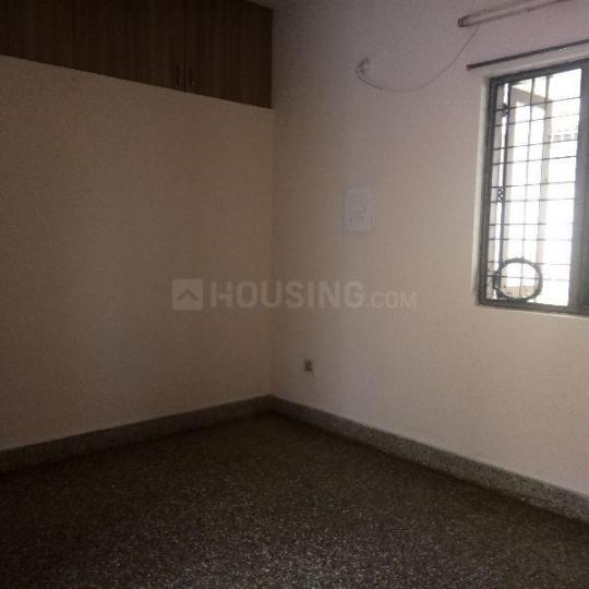 Living Room Image of 500 Sq.ft 1 BHK Independent House for rent in Jogupalya for 12000