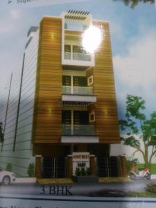 Gallery Cover Image of 1600 Sq.ft 3 BHK Apartment for buy in Ballupur for 9000000