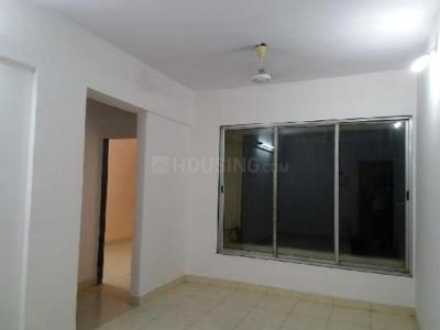 Gallery Cover Image of 635 Sq.ft 1 BHK Apartment for rent in Airoli for 20000
