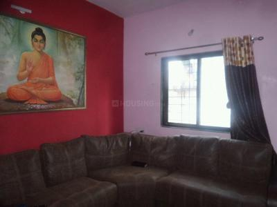 Gallery Cover Image of 750 Sq.ft 1.5 BHK Apartment for rent in Kharadi for 13500
