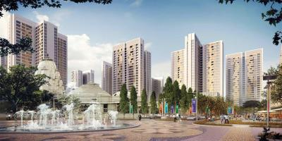 Gallery Cover Image of 1500 Sq.ft 3 BHK Apartment for buy in Piramal Vaikunth Thane, Thane West for 18500000