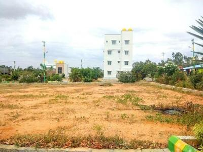 Gallery Cover Image of  Sq.ft Residential Plot for buy in Bidrahalli for 2800000