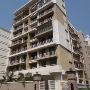 Gallery Cover Image of 660 Sq.ft 1 BHK Apartment for buy in Shagun Paradise, Ulwe for 5000000