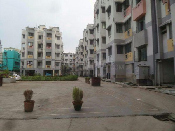 Building Image of 950 Sq.ft 2 BHK Apartment for rent in Behala for 13000