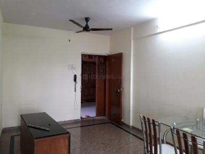 Gallery Cover Image of 670 Sq.ft 1 BHK Apartment for rent in Airoli for 23000