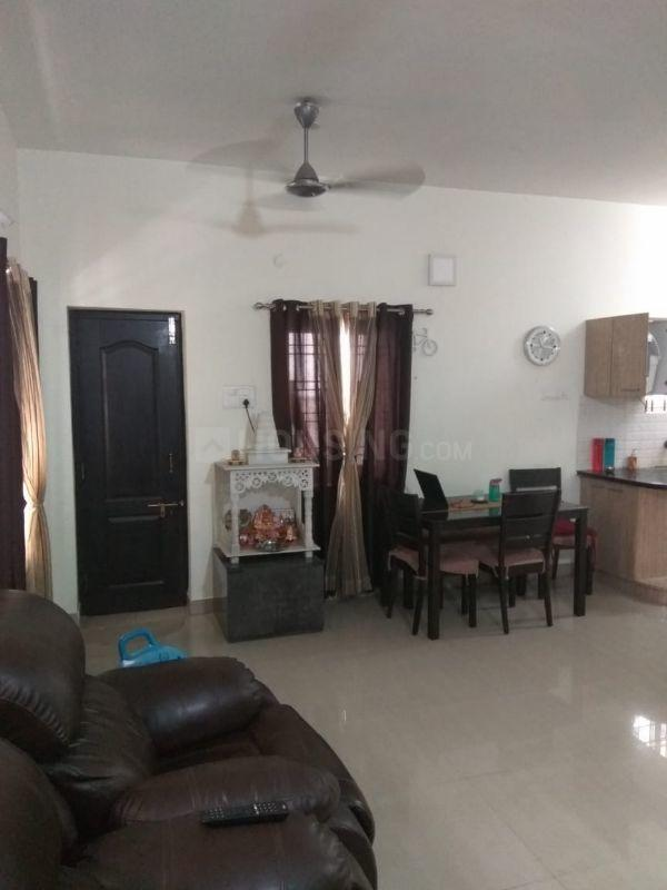Living Room Image of 1500 Sq.ft 3 BHK Independent House for rent in Krishna Reddy Pet for 14500